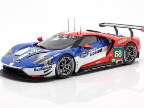 Ford GT #68 Winner LMGTE-Pro 24h LeMans 2016 Hand, Müller, Bourdais 1:18 AUTOart