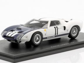 Ford GT #11 24h LeMans 1964 Ginther, Gregory 1:43 Spark