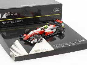 Mick Schumacher Dallara F317 #4 formula 3 champion 2018 1:43 Minichamps