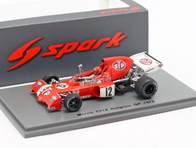 Niki Lauda March 721X #12 Belgian GP formula 1 1972 1:43 Spark