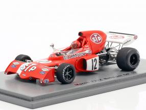 Niki Lauda March 721X #12 Belgien GP Formel 1 1972 1:43 Spark