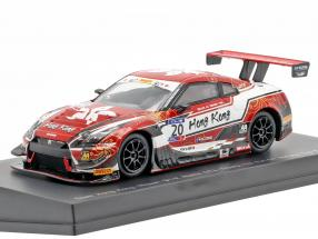 Nissan GT-R Nismo GT3 #20 7th FIA GT Nations Cup Bahrain 2018 1:64 Spark