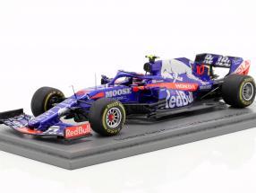 Pierre Gasly Scuderia Toro Rosso STR14 #10 Belgian GP F1 2019 1:43 Spark