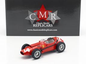 M. Hawthorn Ferrari Dino 246 #14 Italien GP Weltmeister F1 1958 1:18 CMR