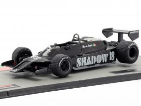 Elio de Angelis Shadow DN9 #18 formula 1 1979 1:43 Altaya
