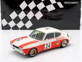 Ford Capri RS 2600 #24 Class Winner 9h Kyalami 1971 1:18 Minichamps