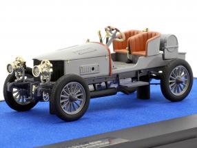 Spyker 60HP 4 Wheel Drive Racer year 1903 Gray 1:43 Matrix