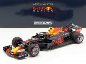Max Verstappen Red Bull Racing RB14 #33 Winner Mexican GP F1 2018 1:18 Minichamps