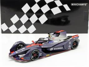 Sam Bird Audi e-tron FE05 #2 formula E season 2018/19 1:18 Minichamps