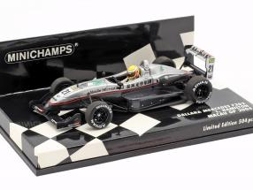 Lewis Hamilton Dallara F302 #21 Pole Position Macau GP 2004 1:43 Minichamps