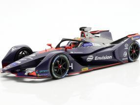 Robin Frijns Audi e-tron FE05 #4 Formel E Saison 2018/19 1:18 Minichamps