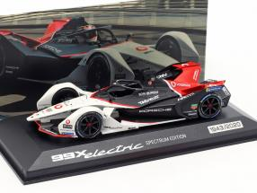 Porsche 99X electric Formel E 2019/2020 Spectrum Edition 1:43 Minichamps
