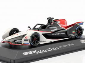 Porsche 99X electric formula E 2019/2020 Spectrum Edition 1:43 Minichamps