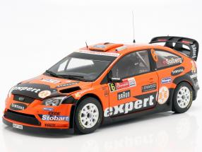 Ford Focus RS WRC08 #5 Swedish Rally 2010 Limitiert Sun Star  1:18  OVP NEU