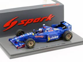 Martin Brundle Ligier JS41 #25 4th French GP formula 1 1995 1:43 Spark