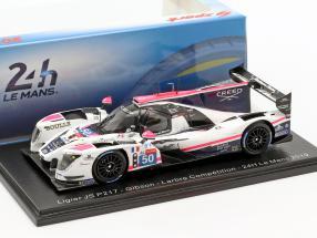 Ligier JS P217 #50 24h LeMans 2019 Creed, Ricci, Boulle 1:43 Spark