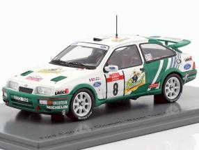 Ford Sierra RS Cosworth #8 Winner Rallye Tour de Corse 1988 1:43 Spark