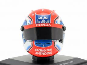 Pierre Gasly #10 Aston Martin Red Bull Racing Formel 1 2019 Helm 1:5 Spark