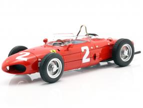 Phil Hill Ferrari 156 Sharknose #2 italian GP World Champion F1 1961 1:18 CMR