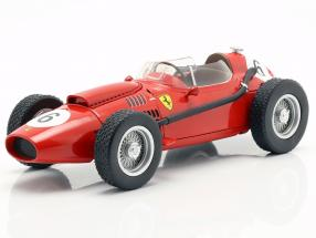 Mike Hawthorn Ferrari Dino 246 #6 2nd Morocco GP World Champion F1 1958 1:18 CMR