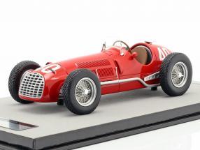 Alberto Ascari Ferrari 125 F1 #40 2nd Monaco GP Formel 1 1950 1:18 Tecnomodel