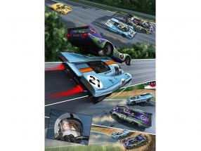 comic: And Steve McQueen created LeMans (German) / by Sandro Garbo