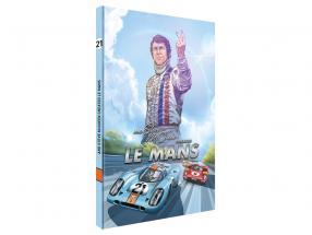 Comic: And Steve McQueen created LeMans (englisch) / von Sandro Garbo