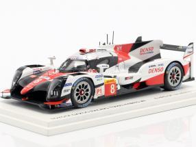Toyota TS050 Hybrid #8 WEC Winner 6h Silverstone 2017 Toyota Racing