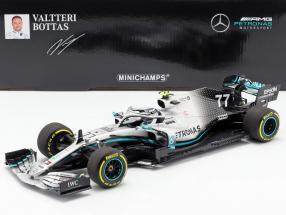 Valtteri Bottas Mercedes-AMG F1 W10 EQ Power  #77 Formel 1 2019 1:18 Minichamps