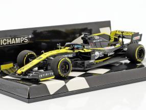 Daniel Ricciardo Renault R.S.19 #3 formula 1 2019 1:43 Minichamps