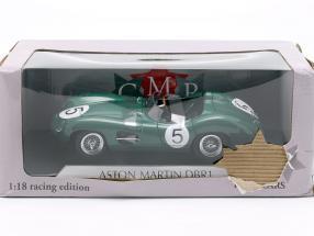 Aston Martin DBR1 #5 Winner 24h LeMans 1959 Shelby, Salvadori 1:18 CMR / 2. Wahl
