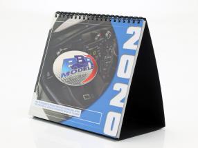 BBR Tischkalender 2020