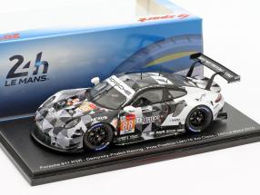 Porsche 911 RSR #88 Pole Position LMGT-Am class 24h LeMans 2019 1:43 Spark