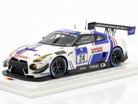 Nissan GT-R Nismo GT3 #24 24h Nürburgring 2016 Team Zakspeed 1:43 Spark