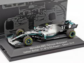 Valtteri Bottas Mercedes-AMG F1 W10 EQ Power  #77 Formel 1 2019 1:43 Minichamps