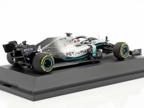 L. Hamilton Mercedes-AMG F1 W10 EQ #44 formula 1 World Champion 2019
