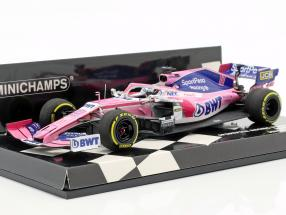 Sergio Perez Racing Point RP19 #11 formula 1 2019 1:43 Minichamps