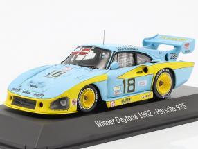 Porsche 935 #18 Winner 24h Daytona 1982 JLP Racing 1:43 Spark
