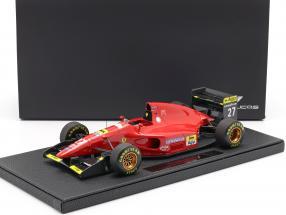 Jean Alesi Ferrari 412T1 #27 formula 1 1994 1:18 GP Replicas