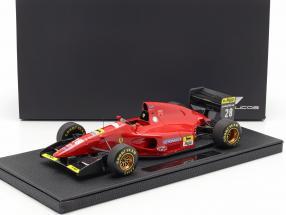 Gerhard Berger Ferrari 412T1 #28 formula 1 1994 1:18 GP Replicas