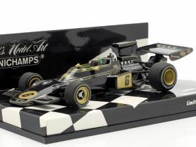 Reine Wisell Lotus 72 #6 Canada GP formula 1 1972 1:43 Minichamps