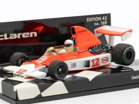Jochen Mass McLaren Ford M23 #12 3rd South Africa GP formula 1 1976 1:43 Minichamps