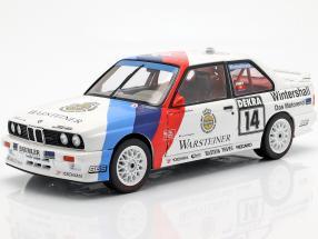 BMW M3 (E30) #14 Sieger Norisring DTM 1992 Joachim Winkelhock 1:18 Solido