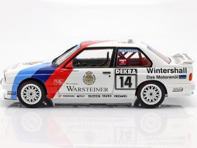 BMW M3 (E30) #14 Winner Norisring DTM 1992 Joachim Winkelhock