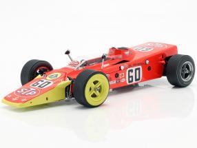 Joe Leonard Lotus 56 #60 Pole Position Indy 500 1968 1:18 TrueScale