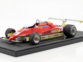 Didier Pironi Ferrari 126C2 #28 Long Beach GP formula 1 1982 1:18 GP Replicas