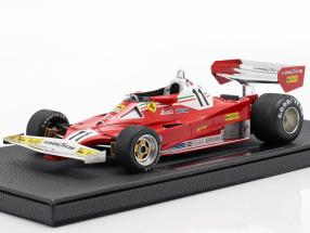 N. Lauda Ferrari 312 T2 #11 World Champion Netherlands GP F1 1977 1:18 GP Replicas