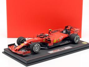 Charles Leclerc Ferrari SF90 #16 5th Australian GP F1 2019 With Showcase 1:18 BBR