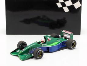 Andrea de Cesaris Jordan 191 #33 4th Canadian GP F1 1991 1:18 Minichamps