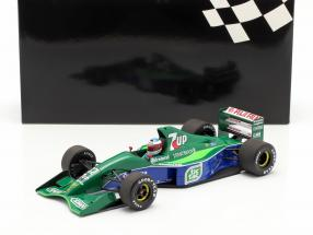 M. Schumacher Jordan 191 #32 F1 Debut Belgian GP Spa 1991 1:18 Minichamps